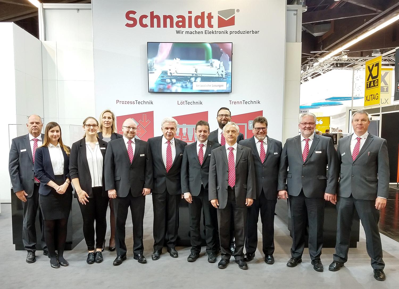 Schnaidt-Messeteam-2019